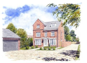 Thumbnail 6 bed detached house for sale in School Lane, Sandiway, Northwich