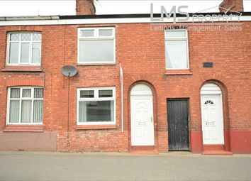 Thumbnail 2 bed terraced house to rent in High Street, Winsford