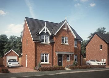Thumbnail 4 bed detached house for sale in Chester Road, Hinstock, Shropshire