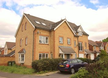 Thumbnail 4 bed semi-detached house to rent in Galloway Drive, Crayford, Dartford