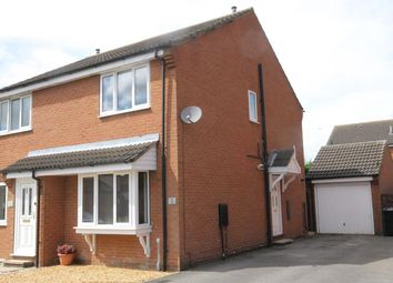 Thumbnail 2 bed semi-detached house for sale in Old Mill Row, Rymer Way, Thirsk