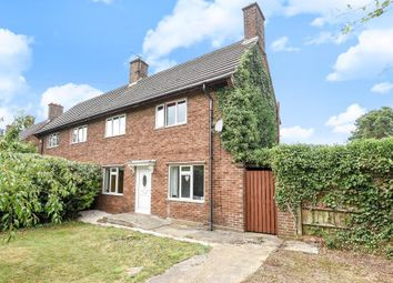 Thumbnail 4 bed semi-detached house for sale in Bunkers Hill, Enslow, Oxfordshire