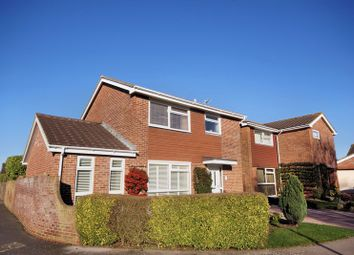 Thumbnail 3 bed detached house for sale in Link Way, Stubbington