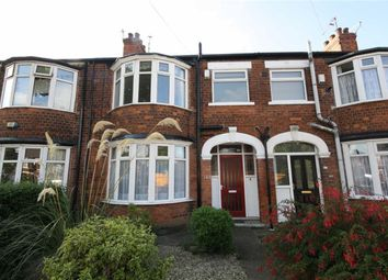 Thumbnail 3 bed terraced house to rent in Willerby Road, Hull