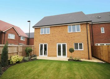Thumbnail 4 bed detached house for sale in Eagle Mews, Wixams, Bedford