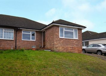Thumbnail 3 bed semi-detached bungalow to rent in Nalders Road, Chesham