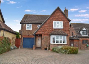 Thumbnail 4 bed detached house for sale in Pilkingtons, Church Langley, Harlow