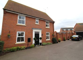 Thumbnail 3 bed detached house for sale in Phoenix Lane, Fernwood, Newark