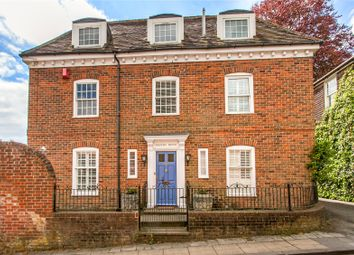 Thumbnail 4 bed semi-detached house for sale in St. Swithun Street, Winchester, Hampshire