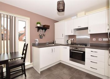 Thumbnail 2 bed flat for sale in Derby Drive, West Malling, Kent