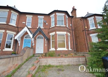 Thumbnail 3 bedroom flat to rent in Court Oak Road, Top Floor Flat, Birmingham, West Midlands.