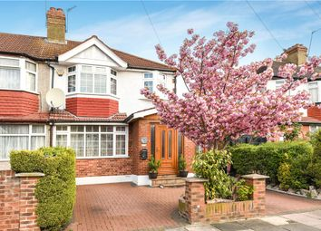 Thumbnail 4 bed semi-detached house for sale in Empire Road, Perivale, Greenford