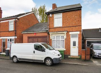 Thumbnail 2 bed detached house for sale in Hill Street, Darlaston, Wednesbury