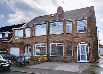 Thumbnail 3 bed semi-detached house for sale in Westfield Avenue, Beverley