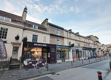 Thumbnail 3 bed flat to rent in Claverton Buildings, Bath