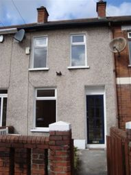 Thumbnail 2 bed terraced house to rent in Ebor Street, Belfast