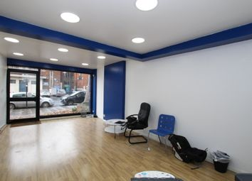 Retail premises to let in Barking Road, London E13