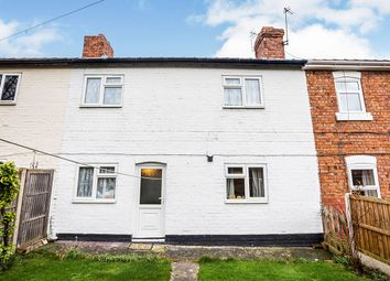 Thumbnail 2 bed terraced house for sale in Bay Cottages, Llys Lane, Oswestry, Shropshire