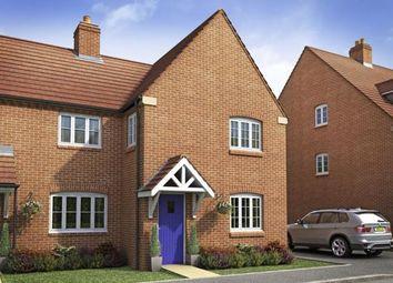 Thumbnail 3 bed terraced house for sale in The Brackens, Radstone Fields, Halse Road, Brackley