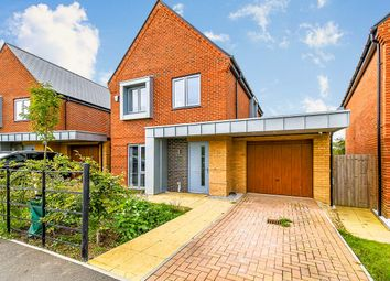 Thumbnail 3 bed detached house for sale in Maple Crescent, West End, Southampton