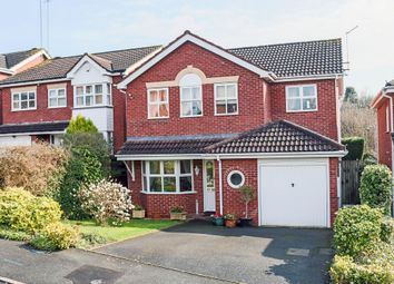 Thumbnail 4 bed detached house for sale in Priest Meadow Close, Astwood Bank, Redditch