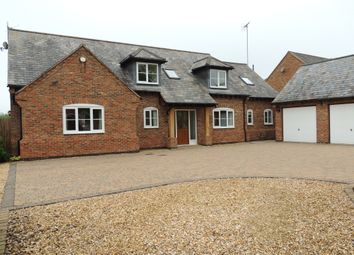 Thumbnail 5 bed detached house for sale in Kings Lane, South Croxton, Leicester