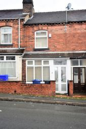 Thumbnail 2 bed terraced house to rent in King William Street, Stoke-On-Trent, Staffordshire