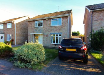 Thumbnail 4 bed detached house for sale in Blackberry Way, North Oulton Broad