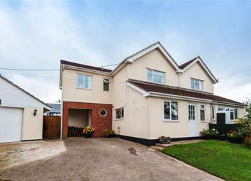 Thumbnail 3 bed semi-detached house for sale in Broadclyst Station, Exeter
