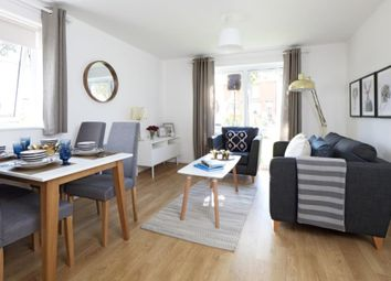 Thumbnail 2 bedroom flat to rent in Ermine Close, Worsley, Manchester
