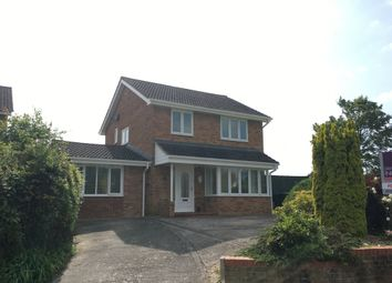 Thumbnail 3 bed detached house for sale in Chalfont Close, Trowbridge