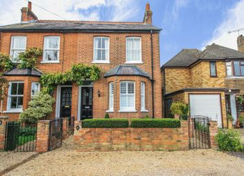 Thumbnail 3 bed semi-detached house for sale in Holland Road, Marlow