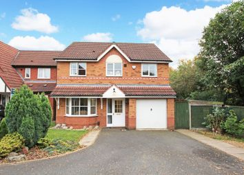 Thumbnail 4 bed detached house for sale in 8 Rochester Close, Randlay, Telford