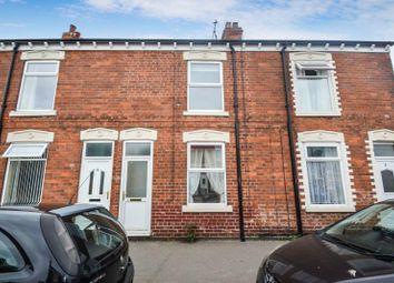 Thumbnail 2 bedroom terraced house to rent in Estcourt Street, Newbridge Road, Hull