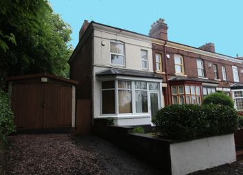 Thumbnail 3 bed terraced house for sale in Follyhouse Lane, Walsall