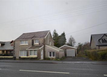 Thumbnail Detached house for sale in Cross Hands Road, Gorslas, Llanelli