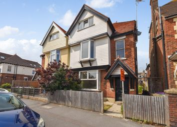 Thumbnail 6 bed semi-detached house for sale in Cheriton Road, Folkestone