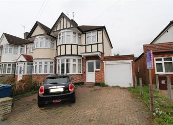 Thumbnail 3 bed end terrace house for sale in Long Elmes, Harrow, Middlesex