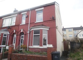 Thumbnail 3 bed end terrace house for sale in Aynho Place, Ebbw Vale