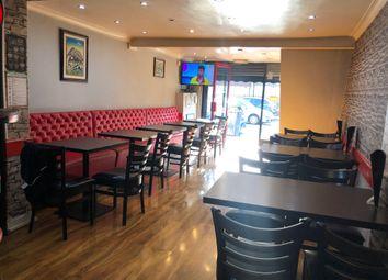Thumbnail Restaurant/cafe for sale in Vicarage Lane, London