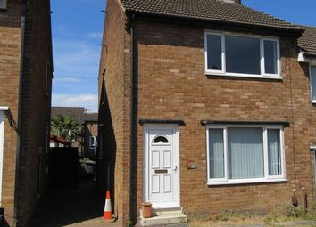 Thumbnail 2 bed semi-detached house to rent in Vauxhall Road, Sheffield