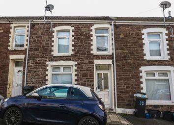 Thumbnail 2 bed terraced house for sale in Glendower Street, Dowlais, Merthyr Tydfil