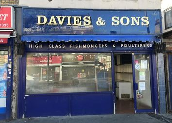 Retail premises to let in 494 Hoe Street, Walthamstow, London E17