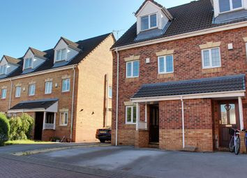 Thumbnail 3 bed town house for sale in Scaife Close, Beverley