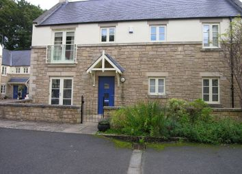 Thumbnail 2 bed flat to rent in Wright's Square, Rothbury, Morpeth, Northumberland
