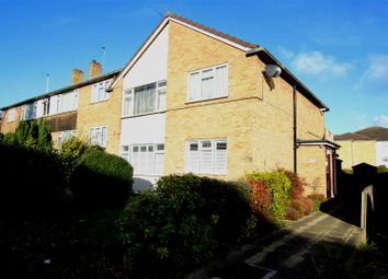 Thumbnail 2 bed maisonette for sale in Chase Green Avenue, Enfield