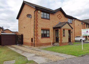Thumbnail 2 bed semi-detached house for sale in Mace Court, Stirling