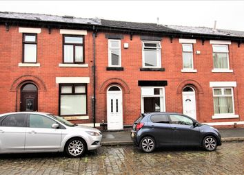 Thumbnail 2 bed terraced house for sale in Cecil Street, Deeplish, Rochdale