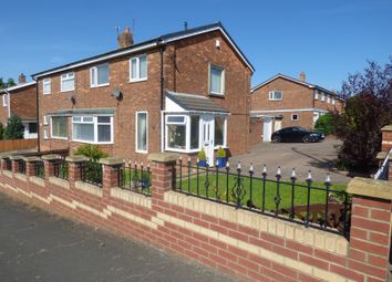 Thumbnail 3 bedroom semi-detached house for sale in Lambton Lea, Shiney Row, Houghton Le Spring