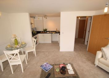 Thumbnail 2 bed flat for sale in Dolcoath Avenue, Camborne